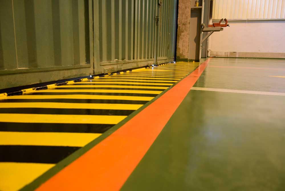 Faresco Aircraft Flooring
