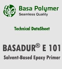 BASADUR® E 101 TDS Solvent-Borne Primer