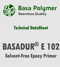BASADUR® E 102       Solvent-Free Epoxy Primer