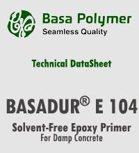 BASADUR® E 104 Solvent-Free Primer