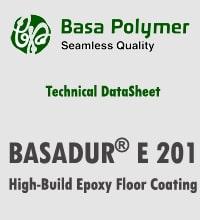 BASADUR® E 201  High Build Floor Coating