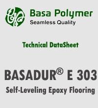 BASADUR® E 303  Self-Leveling Epoxy Flooring