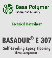 BASADUR® E 307  Self-Leveling Epoxy Flooring