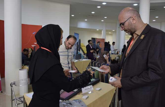 معرفی کفپوش های رزینی بهداشتی و بیمارستانی بسا پلیمر در دومین همایش بین المللی بیمارستان هوشمند
