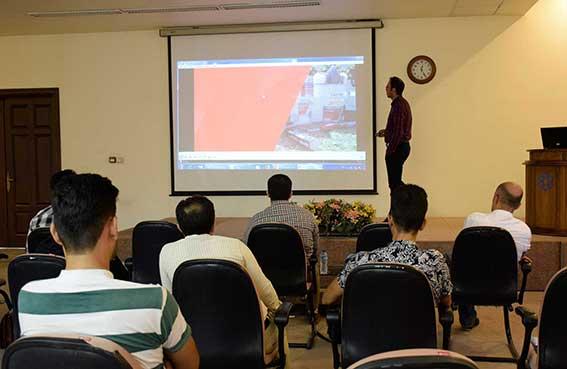 برگزاری دومین کارگاه تخصصی کارآفرینی باکفپوش های رزینی باهمکاری آکادمی بسا وانجمن پلیمرایران