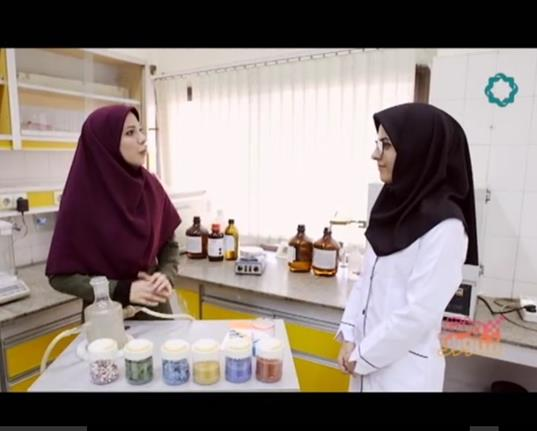 فناوران دانش:تولید کفپوش های رزینی در شرکت بساپلیمر